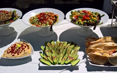 Simply Scrumptious Catering 1