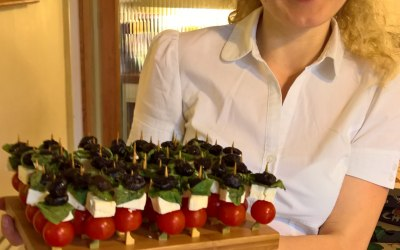 Simply Scrumptious Catering 4