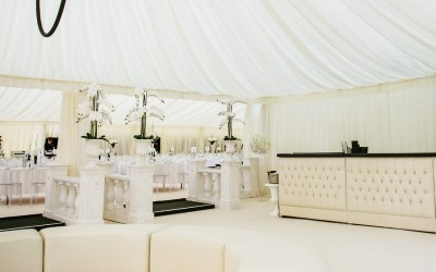 Luxury Marquee Set-Up