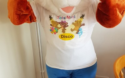 Tots Mini Disco - Children's Disco 2