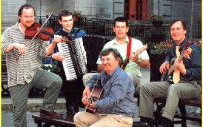 Gallivanters Ceilidh Band 1