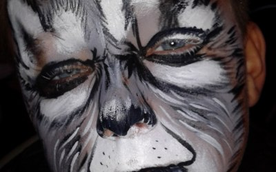 Crazy Face Painting 2