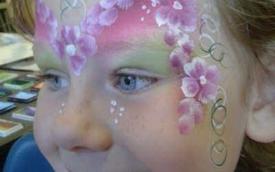 Crazy Face Painting 1