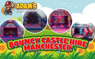 Adams Bouncy Castle Hire 1