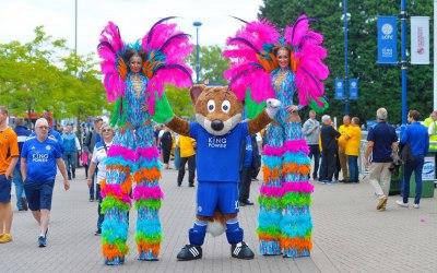 Stilt-walkers & Mascots
