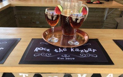 Rock the Kazbar Catering & Bar Services 6