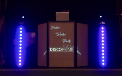 personalised video projection