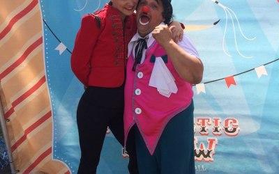 Clown Tolly & Sanna Banana