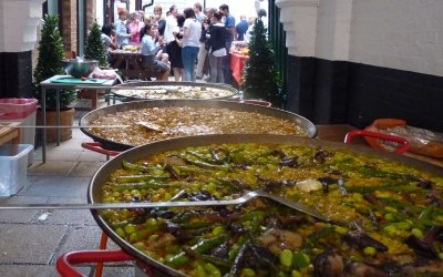 Paella Party 8