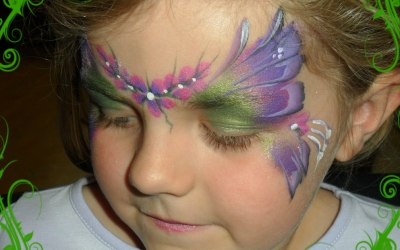 Whizzbang Face Painting 1