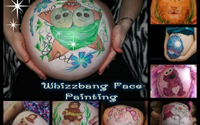 Whizzbang Face Painting 5