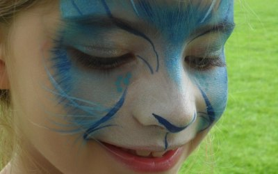 Whizzbang Face Painting 3