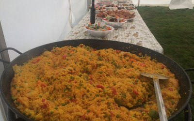event catering south wales