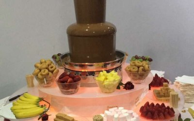 Fantasy Chocolate Fountains 1
