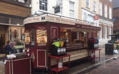 Gourmet Burger Tram