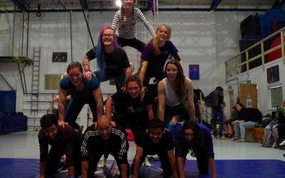 AirCraft Circus Performance 7