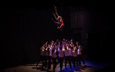 AirCraft Circus Performance 3