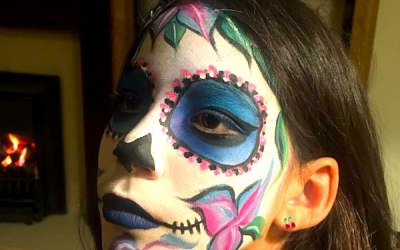One Stroke Face Painting 1