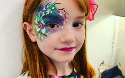 One Stroke Face Painting 7