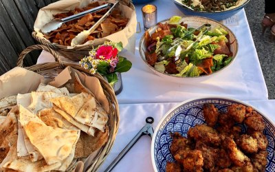 Mezze Wedding Buffet