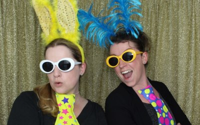 Big Cheese Photo Booths 2