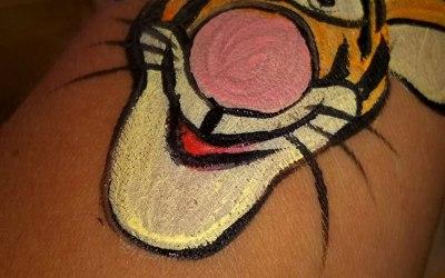 Firebird Face Paints 1
