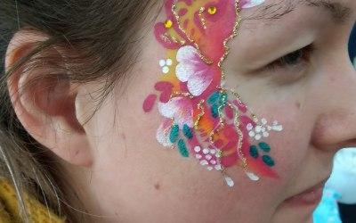 Firebird Face Paints 7