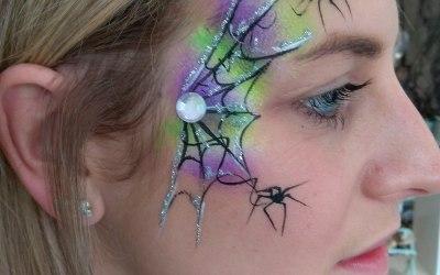 Firebird Face Paints 6