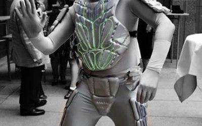 Ilan The Robotic Man 7