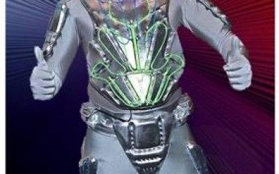 Ilan The Robotic Man 3