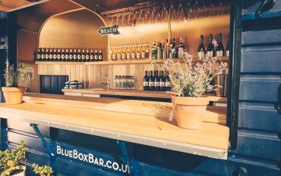 The Blue Box Bar 1