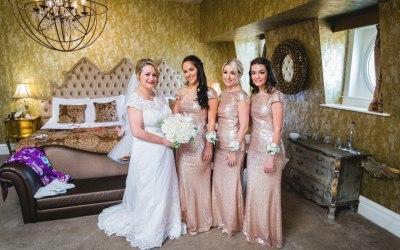 An epic Liverpool Wedding