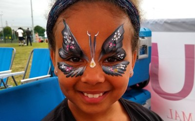 Ruby Henna and Face Painting 5