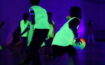Glow in the Dark Sports