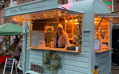Cookham Christmas village Fair