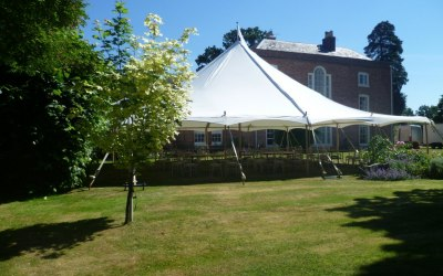 & Sail Tent Marquee Hire Company - Marquees and Tents Worcestershire