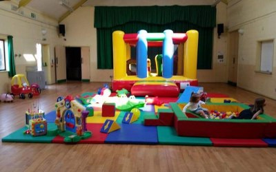 Bouncy Castle and Softplay Packages