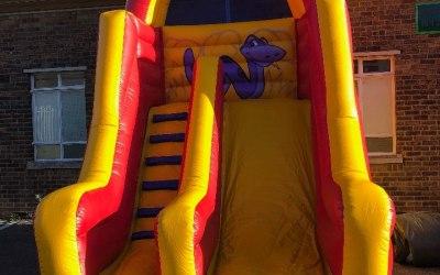Junior Slides and mega Slides