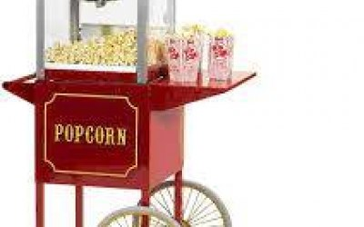 Popcorn Starts at £50