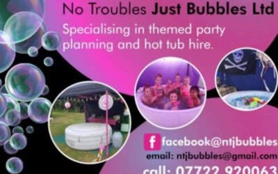 No Troubles Just Bubbles Ltd 5