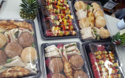 Glaze & Roll Catering Specialist 3