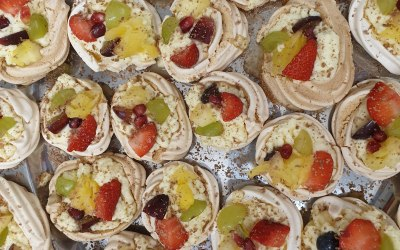 Glaze & Roll Catering Specialist 7