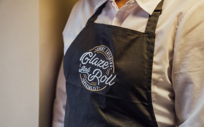 Glaze & Roll Catering Specialist 4