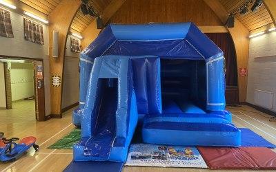 16 x 14ft disco combi castle
