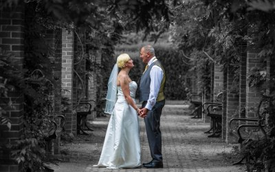Bride & Groom Portrait