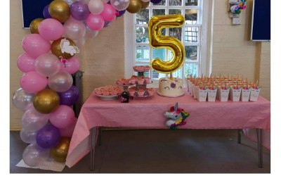 Paty's Party Planning  8