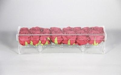 Custom Made Rose Centrepieces