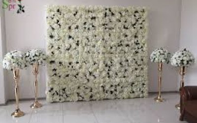 Flower Walls in multiple colours