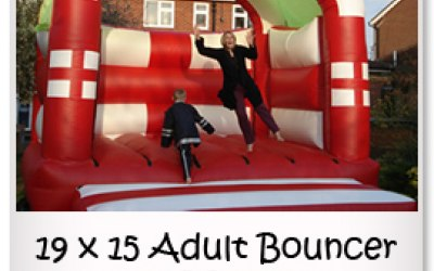 Bouncy Party 1