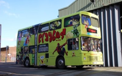The Play Bus Cheshire 6